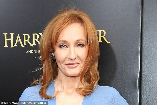 JK Rowling reveals Lord Voldemort is a 'nationalist' and the Harry Potter books deal with racism