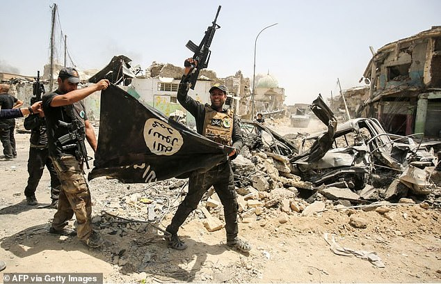 ISIS is reorganising in Iraq to become an 'Al Qaeda on steroids'