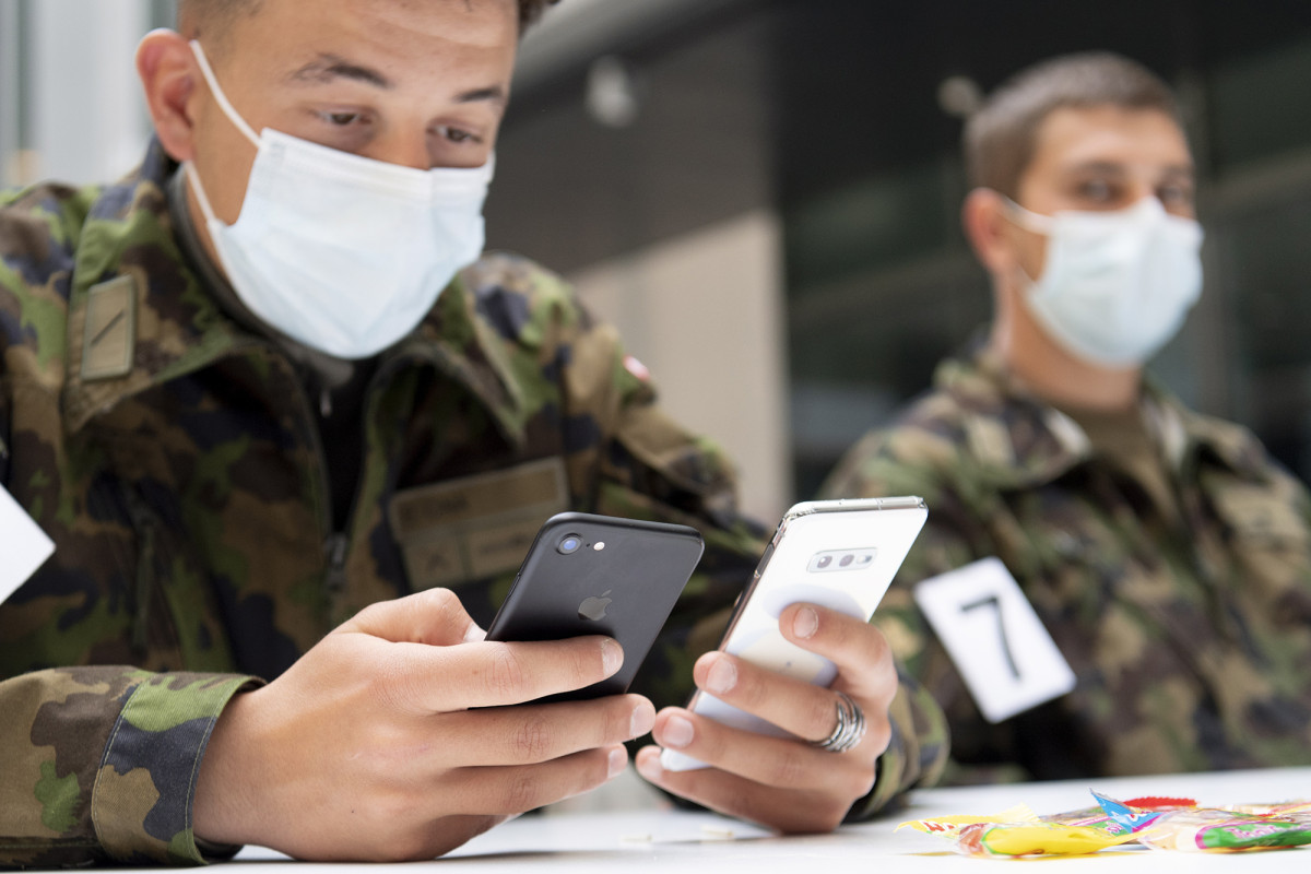 Apple and Google's coronavirus tracing app scores big win in Europe