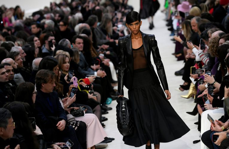 This month's Paris Fashion Week goes totally digital